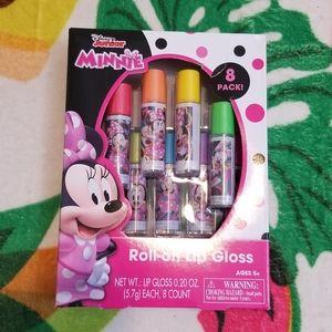 Disney minnie roll on lip gloss